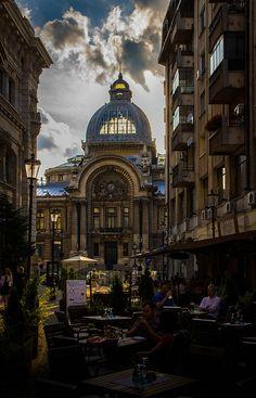 Bucharest , Romania