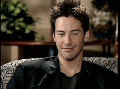 Keanu Reeves gif