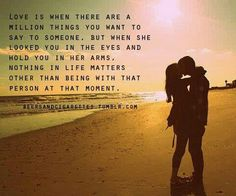 Love quote!