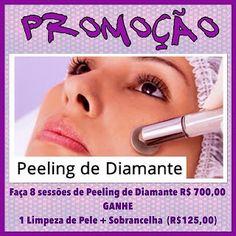 Cha de Beleza & Bem Estar: Promoção Peeling de Diamante em Pinheiros