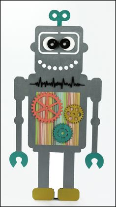 Robot - Scrapbook.com