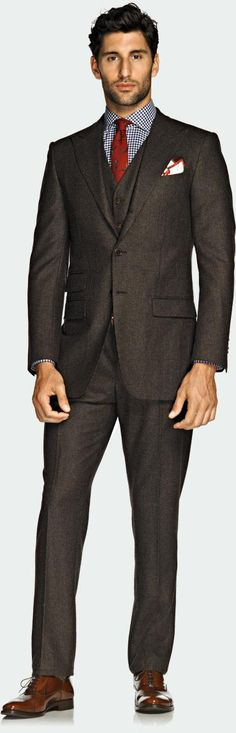 f1633697fb Suit Supply wool suit. It s slim and classic. It looks like it is straight