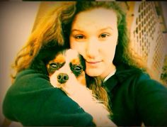 I and my love❤️