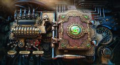 steampunktendencies:  Aleksandr Kuskov