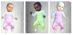 My Sims 4 Blog: Baby Makeover - Default Replacement by ElysSimsala...