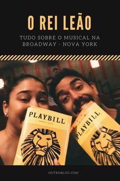 Como comprar ingresso antecipado para musical na Broadway. O Rei Leão vale a pena? #viagem #novayork #broadway #travel #thelionking