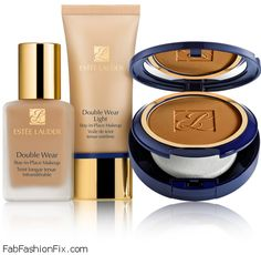 If you have oily skin, this foundation is phenomenal!!! Stays in place all day! Highly recommend. Estee Lauder Double Wear Foundation