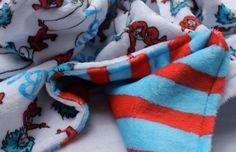 Dr. Seuss Minky Baby Blanket  Dr. Seuss Minky, $23.95