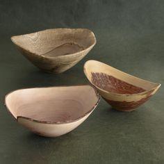 jurgen-lehl-for-babaghuri:  Wood bowls.Shoji Morinaga