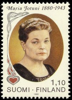 Postage stamp portraying the Finnish novelist and playwright Maria Jotuni, 1980 Popular Hobbies, Small Words, Important People, Playwright, Wikimedia Commons, Stamp Collecting, Time Travel, Postage Stamps, France