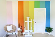 How To Turn Any Wall Into A Statement Wall