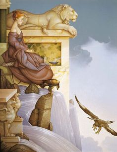 by Michael Parkes