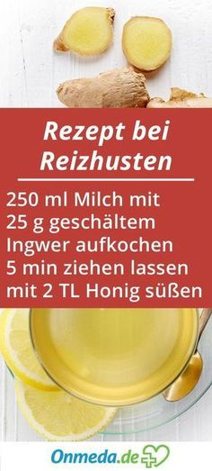 Irritating cough: home remedies & medications for relief - Reizhusten: Hausmittel & Medikamente zur Linderung Cough? Try our recipe – we wish you a speedy recovery! Healthy Oils, Health And Nutrition, Health Fitness, Fitness Diet, Matcha Benefits, Coconut Health Benefits, Herbal Remedies, Home Remedies, Home Remedy For Cough