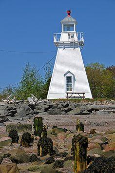 Five Islands Lighthouse Five Islands, Nova Scotia