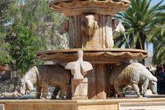 The Shepherds Fields Fountain, Bethlehem, Israel