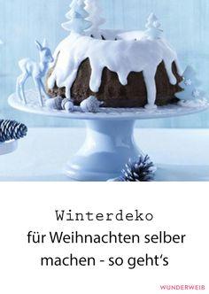 Diese tollen weihnachtlichen Deko-Ideen kannst du ganz leicht nachmachen.