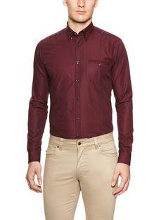 Slim-Fit Gingham Sport Shirt by Stone Rose on Gilt.com