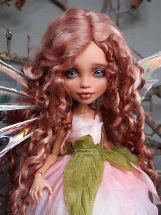 OOAK custom repaint Monster High Howleen Wolf doll Grubling | Etsy Monster High, Howleen Wolf, Princess Zelda, Doll, Etsy, Fairies Photos, Face, Dolls, Puppets