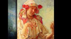 Mucha Alphonse  阿爾豐斯·慕夏  (1860-1939)  Art Nouveau (Modern)  Czech