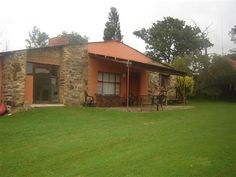 Waterhoek Guest Farm - Waterhoek Guest Farm lies nestled in the heart of the Midlands, just 20 km down river from the Mooi River village. The 6 km of Waterhoek's river frontage provide great canoeing and rafting in the summer, . Canoeing, Rafting, Weekend Getaways, South Africa, Cabin, River, House Styles, Heart, Summer