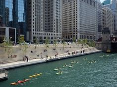 Chicago | 7 Cities Transforming Their Rivers From Blights to Beauties