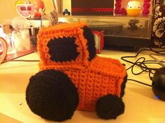 Ravelry: Kittypantspie's Tractor for Oscar