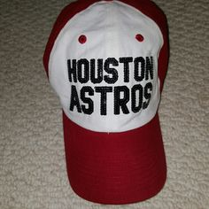 Houston Astros baseball hat ec8b7b1993eb