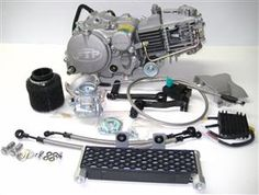 Fast Trails Performance - 150cc E-start Madass Conversion for 125cc madass