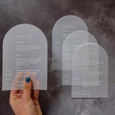 stationery on vellum Wedding Menu, Wedding Stationary, Wedding Cards, Wedding Invitations, Invites, Stationery Design, Invitation Design, Menu Design, Print Design