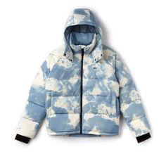 f56c3ae4 Women's Lacoste LIVE Short Water-Resistant Taffeta Down Jacket