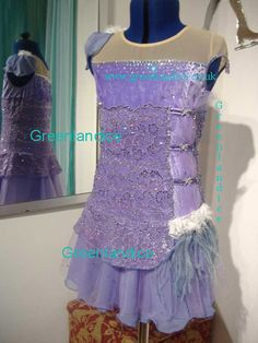 For Kristen Spours. Ladies in Lavender programme.