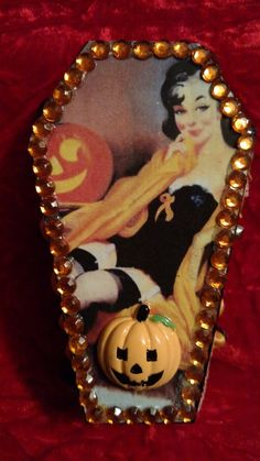 witch coffin jewelry box httpswwwetsycomlisting246863059vintage halloween casting witch jewelry coffin jewelry boxes by luna moon gothic