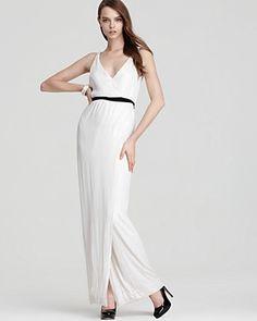 DIANE von FURSTENBERG Dress - Yazhi Silk Sequin Wrap Gown