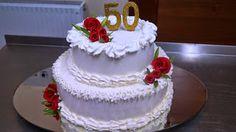 Torty ciasta i ciasteczka Joli: Tort na 50 urodziny