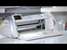 Cricut Expression Machine - YouTube video - Explaination of functions for the Cricut Expression