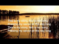 """""""If I should speak then let it be of the grace that is greater than all my sin"""" in 'My Story' by Big Daddy Weave"""