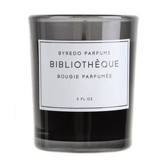 Bibliothèque Candle, Byredo $80