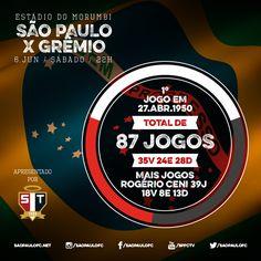 #59 - Campeonato Brasileiro: São Paulo x Grêmio - 06.06.2015