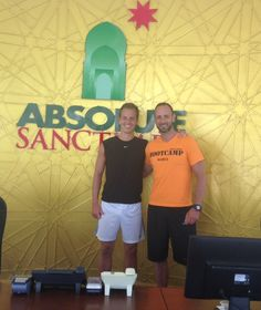 Our Travel Specialist Paul had a great time in Thailand at Absolute Sanctuary where he enjoyed personal training sessions with his instructor Uli as well as various yoga classes and spa treatments.