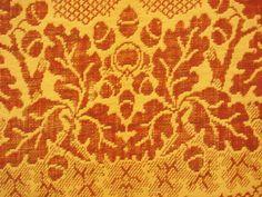 Victorian Woven Coverlet 73x77 RED Cream American Symbols Eagles Star OAK Sale | eBay