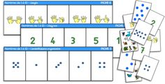 Atelier boites à compter Lessons For Kids, Math Lessons, Kindergarten Art, Preschool, Subitizing, Free Frames, Counting Activities, Math Numbers, Number Sense