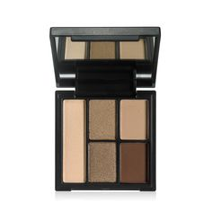 NEW: Clay Eyeshadow Palette Infused with Kaolin clay to help keep your color locked in place for long lasting wear!