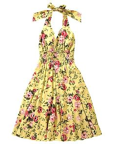 #SpringatSimplyBe Joe Browns Summer Meadows Dress: http://www.simplybe.co.uk/shop/joe-browns-summer-meadows-dress/uk064/product/details/show.action?pdBoUid=7985