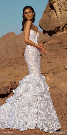 Pnina Tornai 2016 Wedding Dress