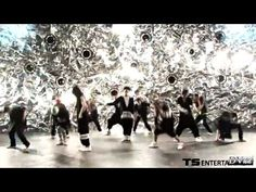 B.A.P - No Mercy (dance version) DVhd