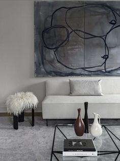 Konst på väggarna – fördelar med stora tavlor