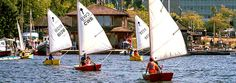 Lake Union Wooden Boat Festival- July 4th-6th   38th annual waterfront festival. Free boat rides, boat building race, historic ship tours on the wharf. Views of the fireworks!
