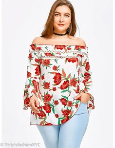 7e9951b051305 11 Best INstyle Plus Size Women s Blouse   Tops images in 2019