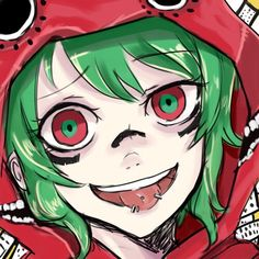 anime girl, gumi megpoid, manga girl, matryoshka, vocaloid ...