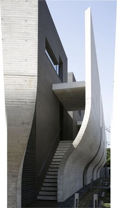 Breeze - Setagaya, #Japan - 2012 - Kotaro Ide #architecture #japan #concrete